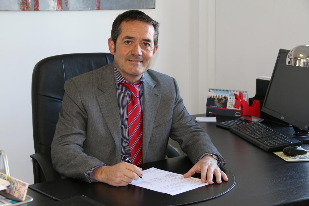 Javier Gutierrez - Gerente